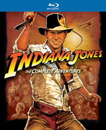 Indiana Jones, The Complete Adventures (Blu-ray)